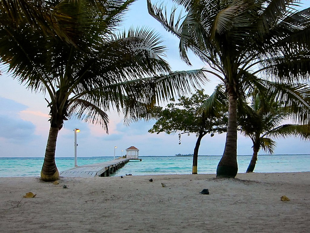 My Trip to Paradise: Coco Plum Cay, Belize
