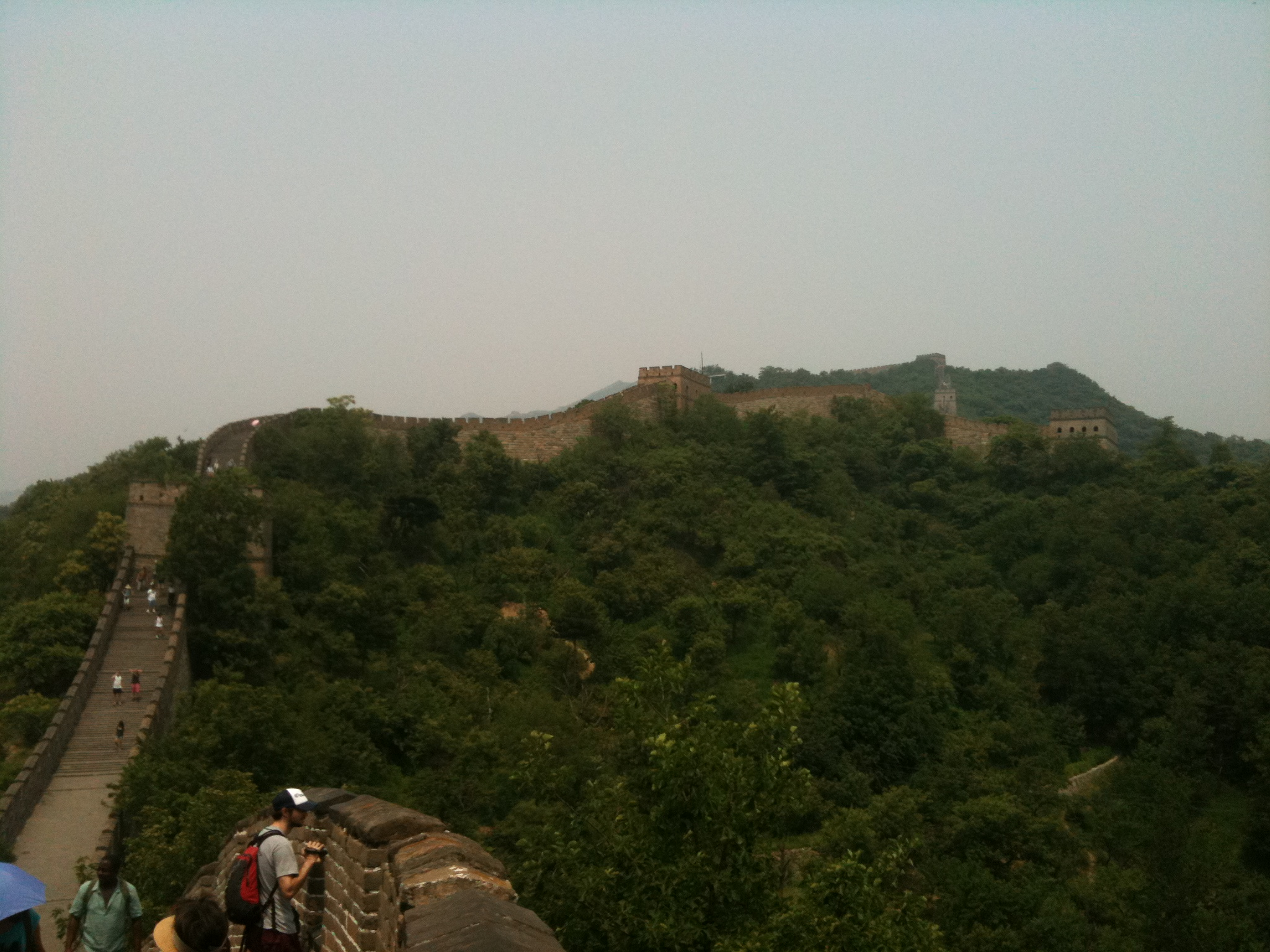 Don't Panic: How to do the Great Wall of China (Mutianyu) by Bus