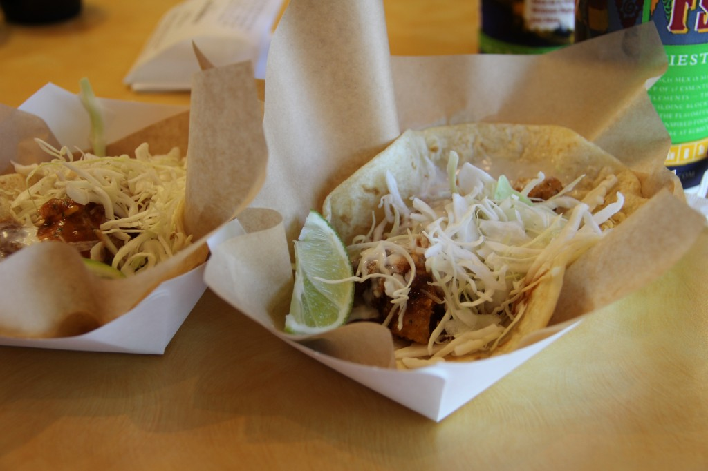 Best fish taco in los angeles for Good fish for fish tacos