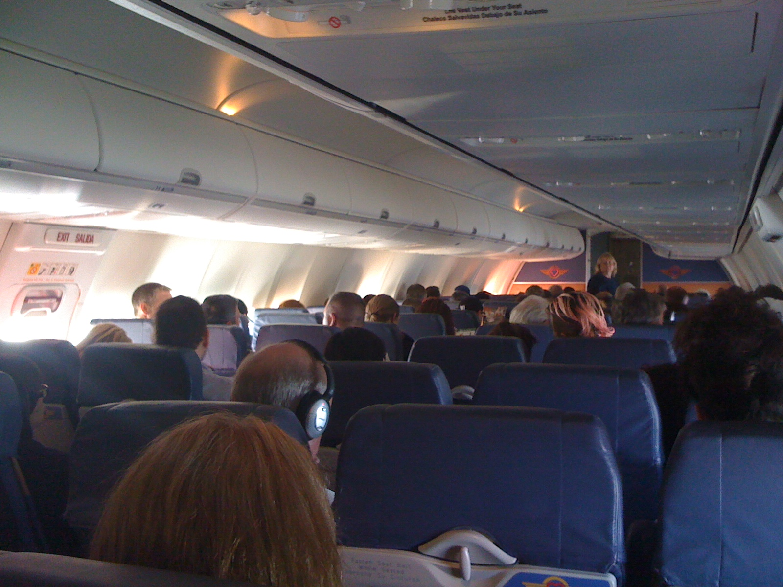 the plane ride from hell