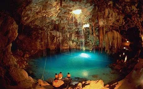 Don't Panic: Cancun to Route de Los Cenotes