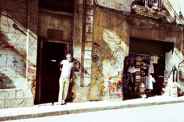 Old Havana, by flickr user puffy eyes