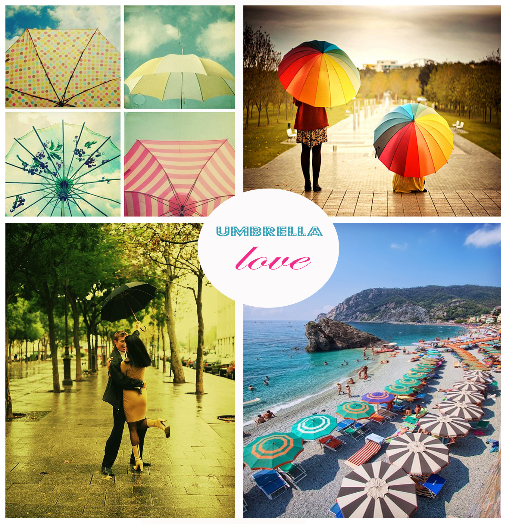 Do you pack an umbrella on your vacation?