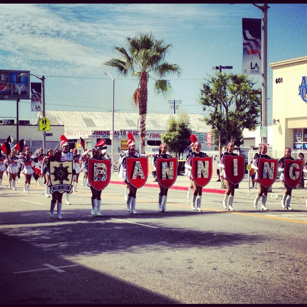 Long Beach, LA parade