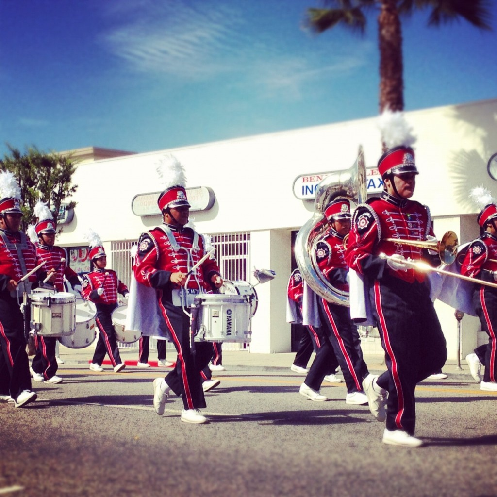 Long Beach parade