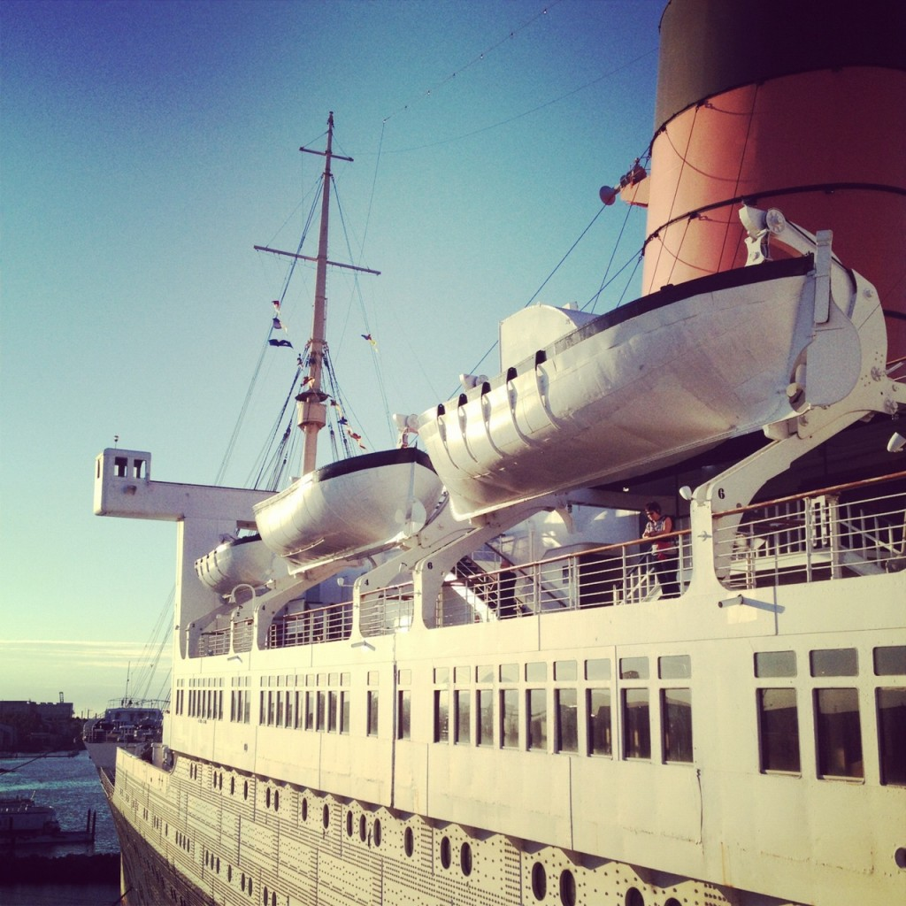 queen mary photos
