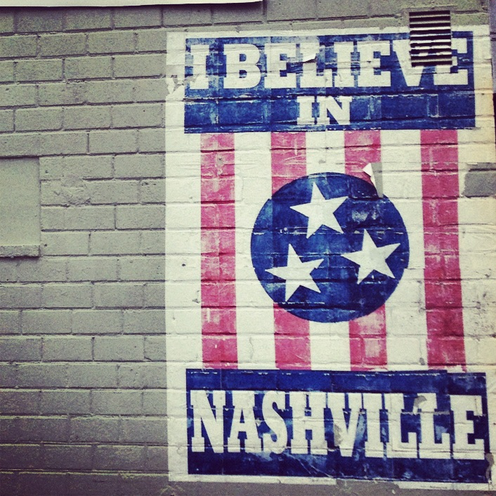 Christmas Vacation in Nashville, Atlanta and Gainesville