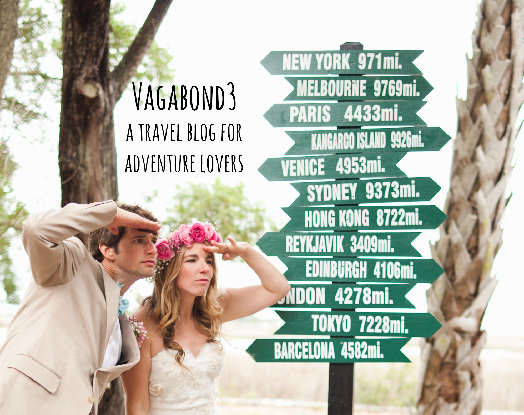 Vagabond3 World Travel Blog