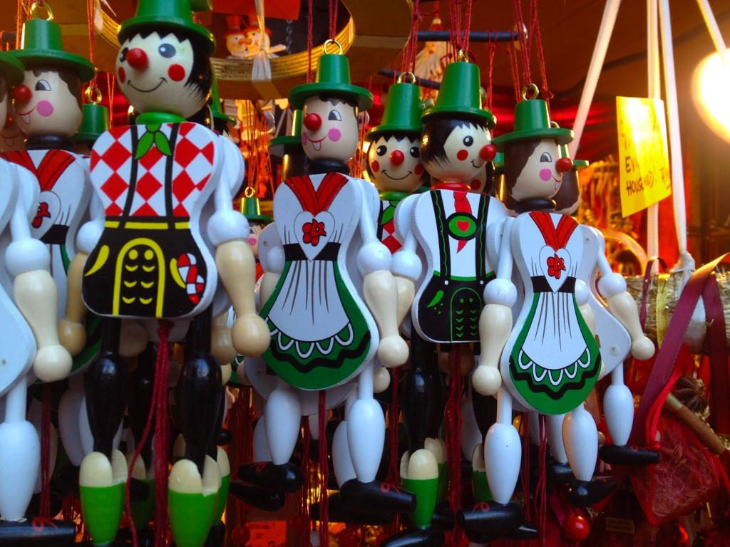 christmas market in Chicago