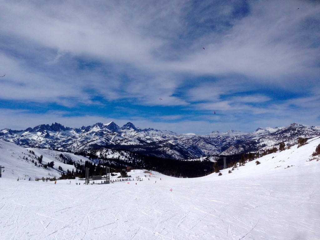 Mammoth Mountain Weekend Getaway from Los Angeles