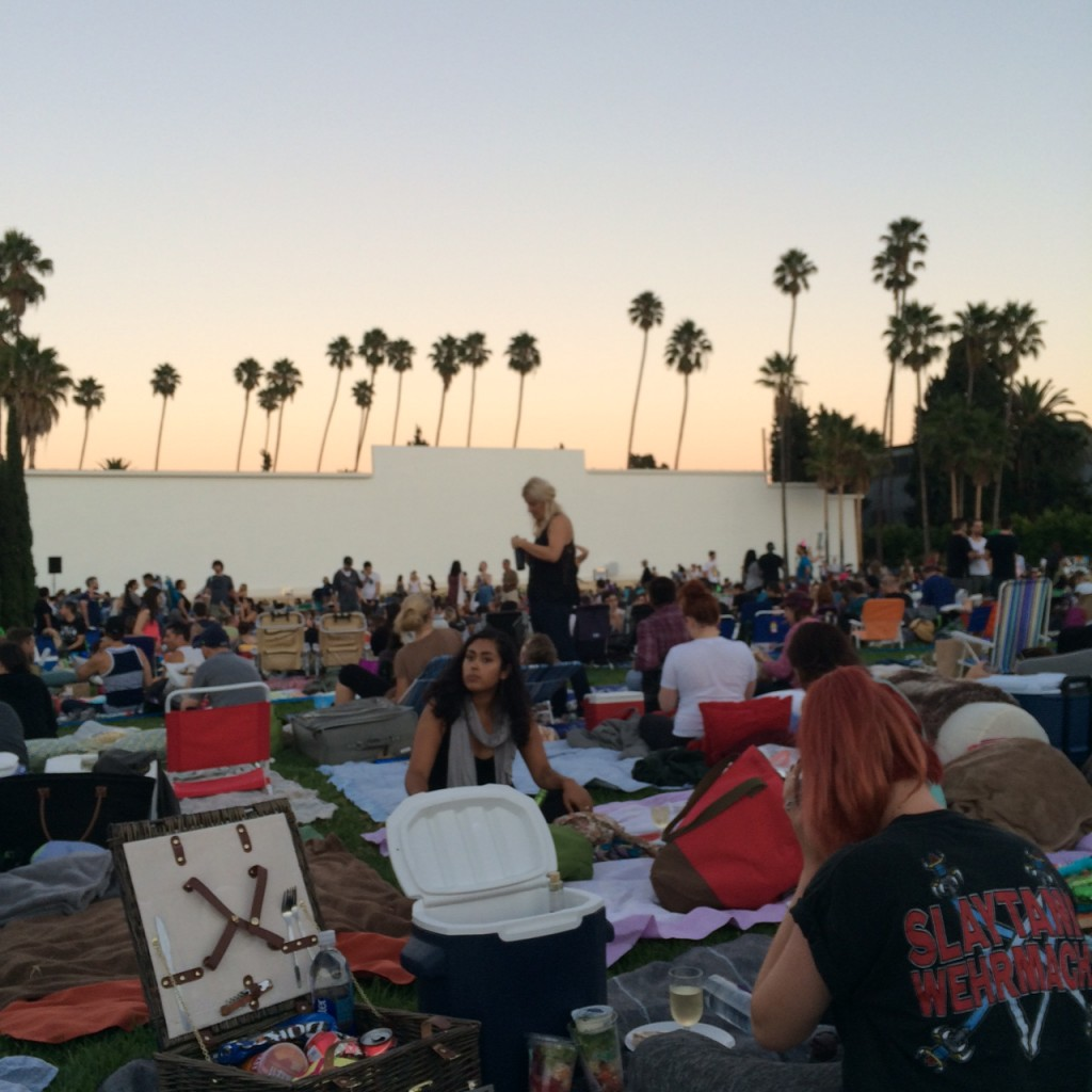 Tips for the Perfect Outdoor Movie Night at Cinespia in LA