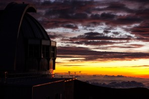 Mauna Kea : Sunset and Sights