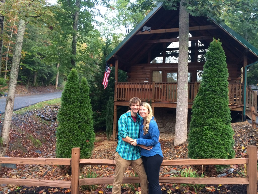 Gatlinburg Smoky Mountains Cabin Rental