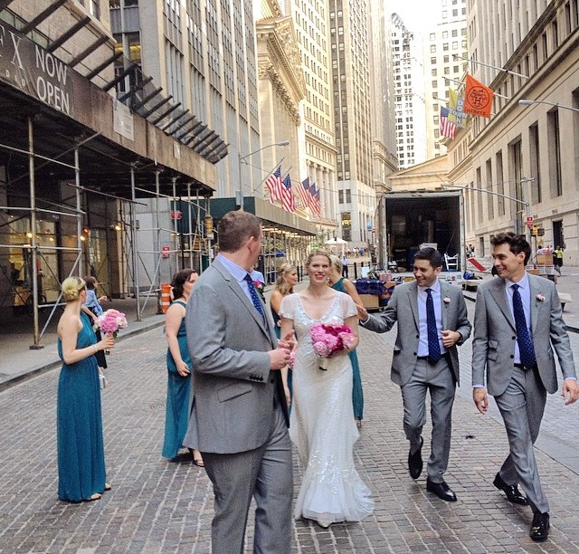 A NYC Wedding: Love in the Big Apple