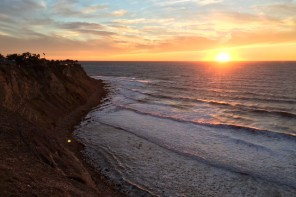 In Search of the best sunset in Los Angeles: Part 1