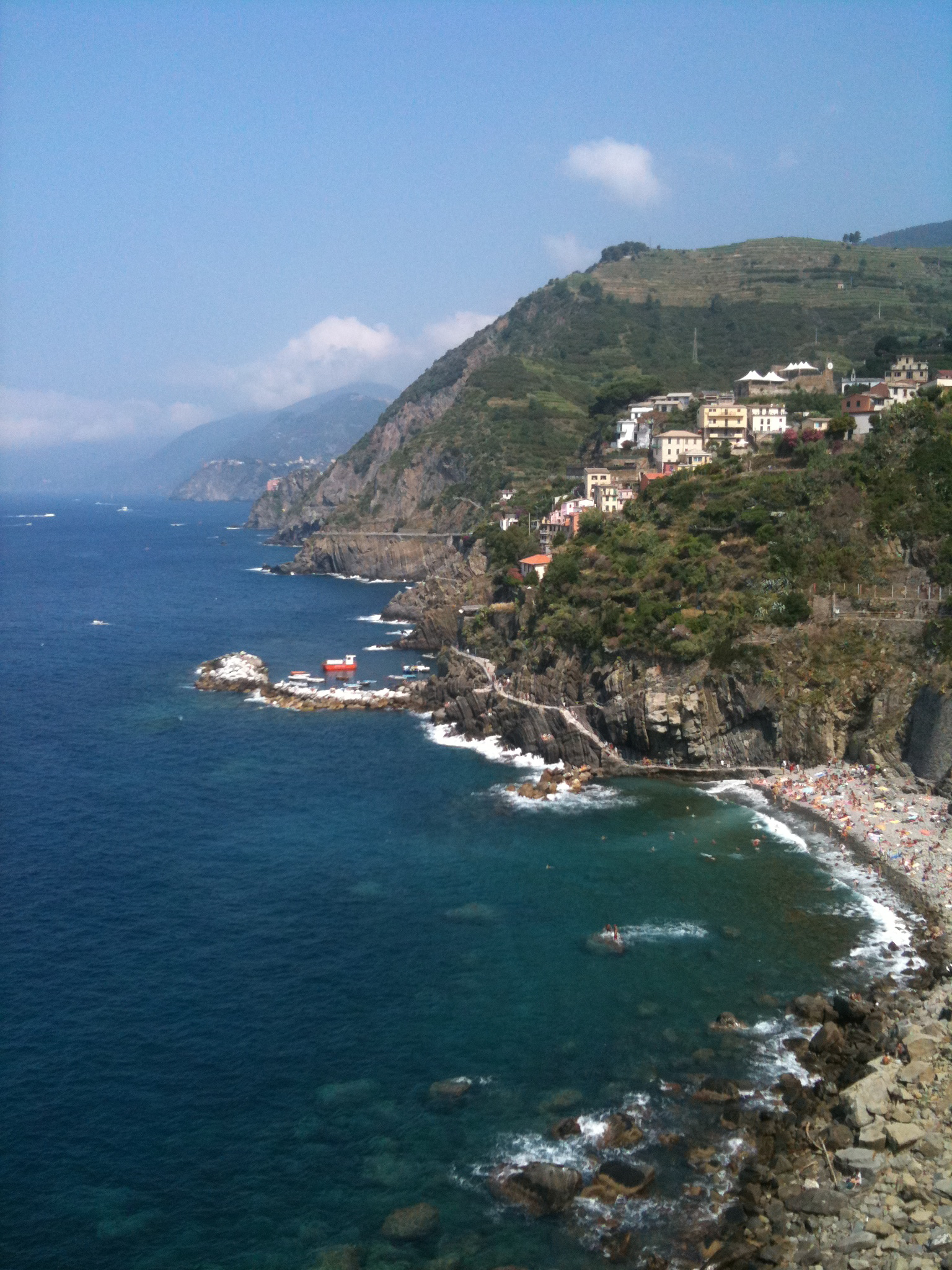 Don't Panic: Hiking Cinque Terre