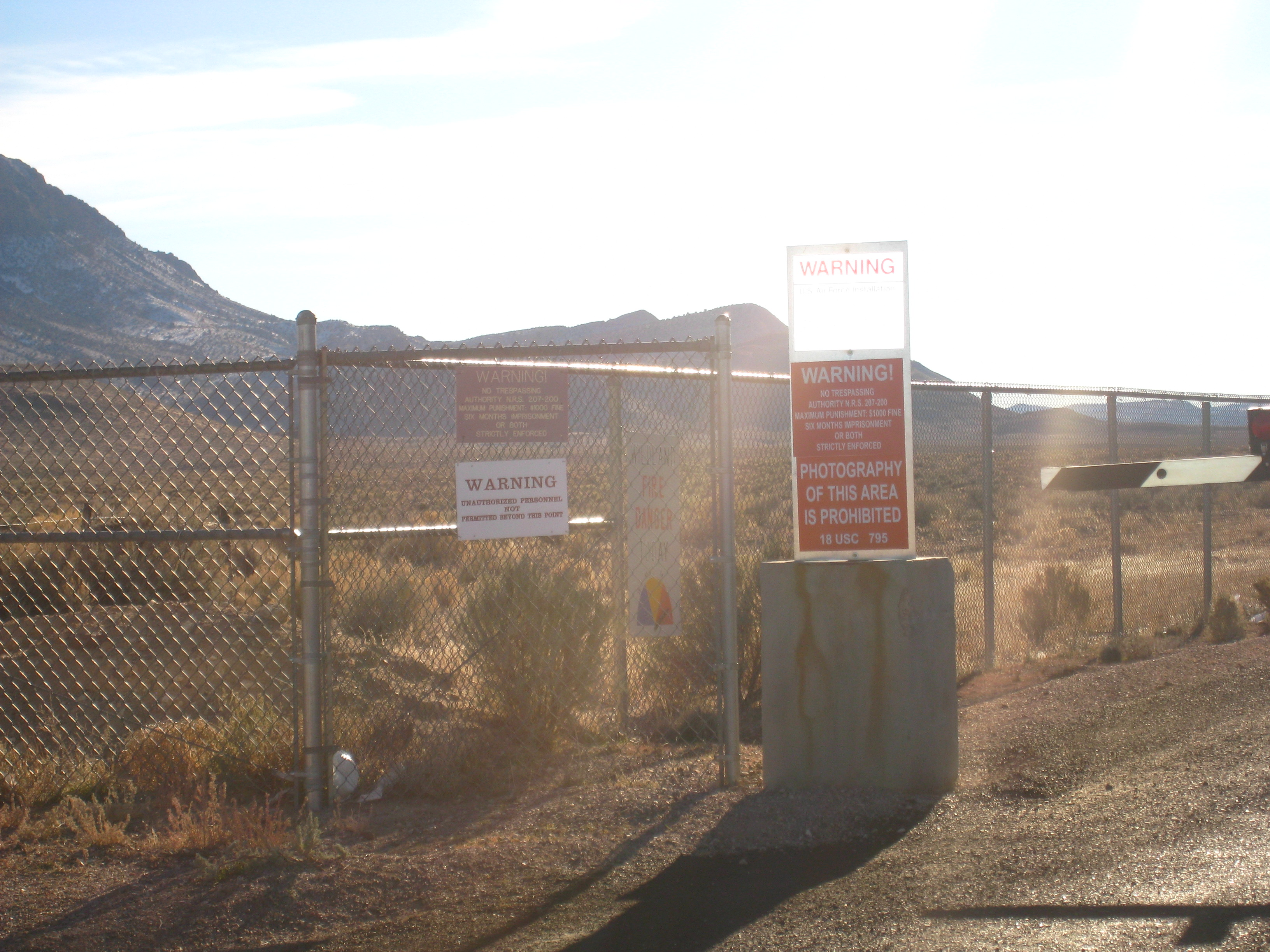 Step By Step Guide For Driving To Area 51 From Las Vegas