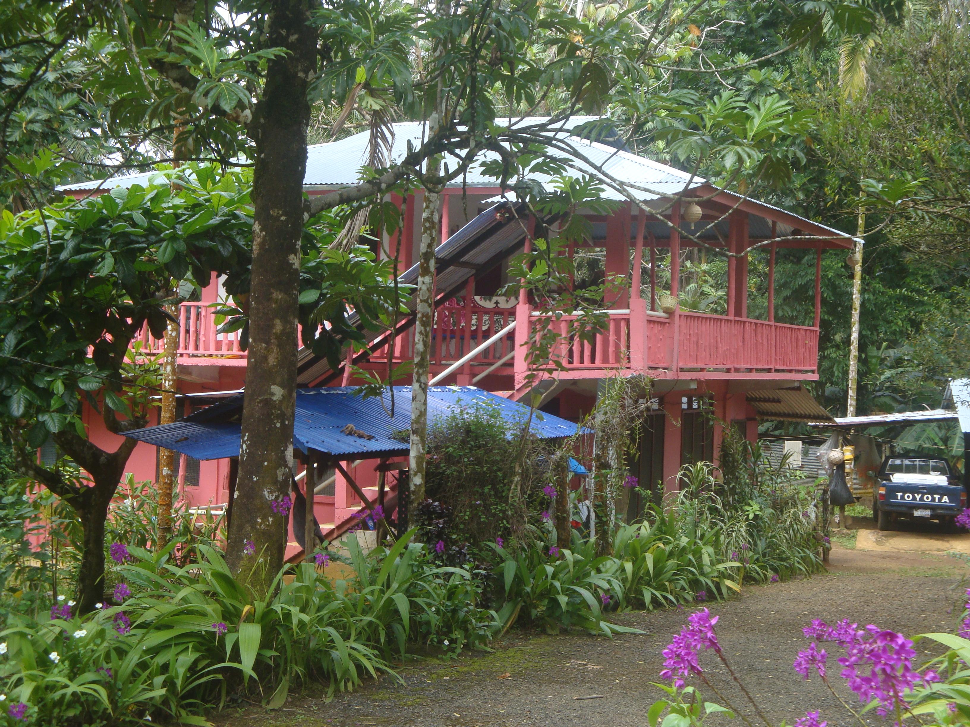 Pimp My Treehouse Houses Of Pohnpei Vagabond3 World