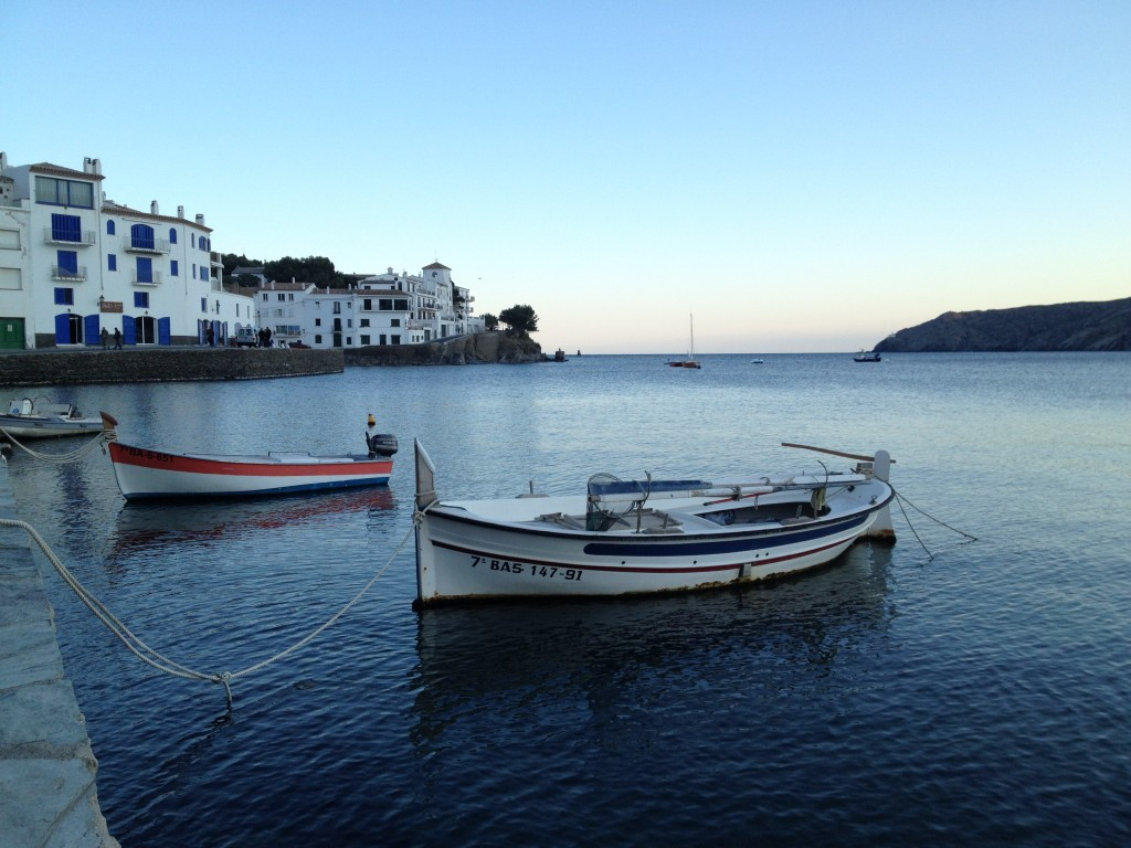 fishing village of Cadaqués, Costa Brava Spain