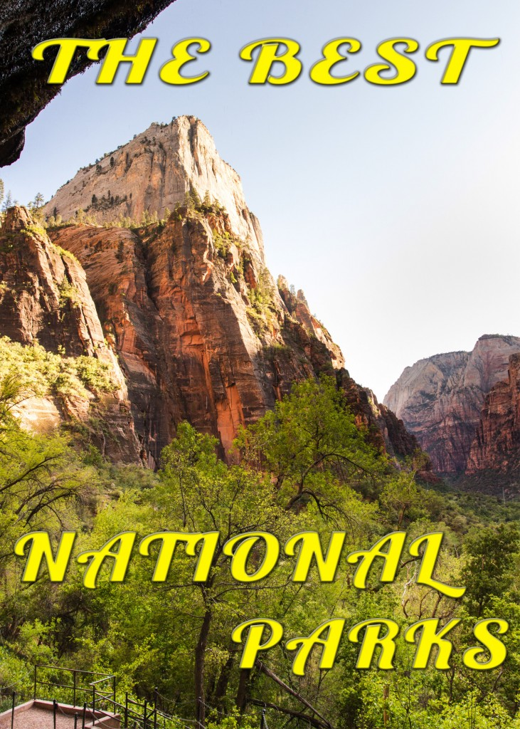 the best national parks