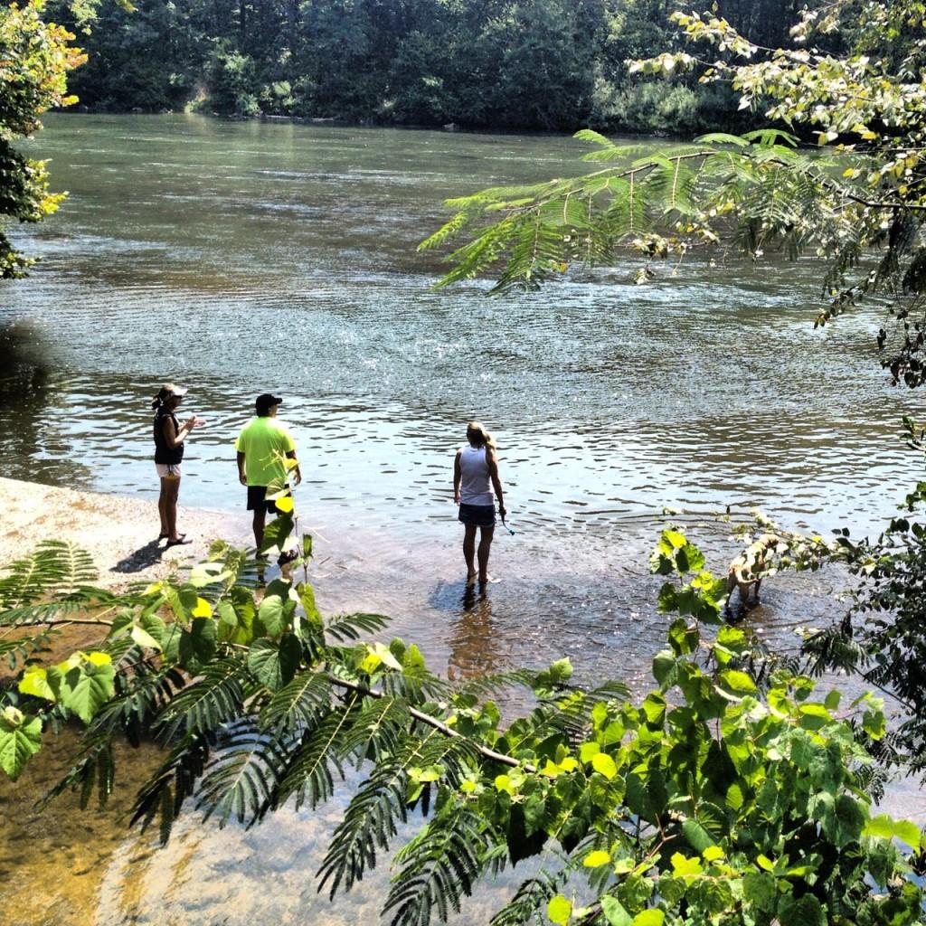 Chattahoochee River Dog Friendly