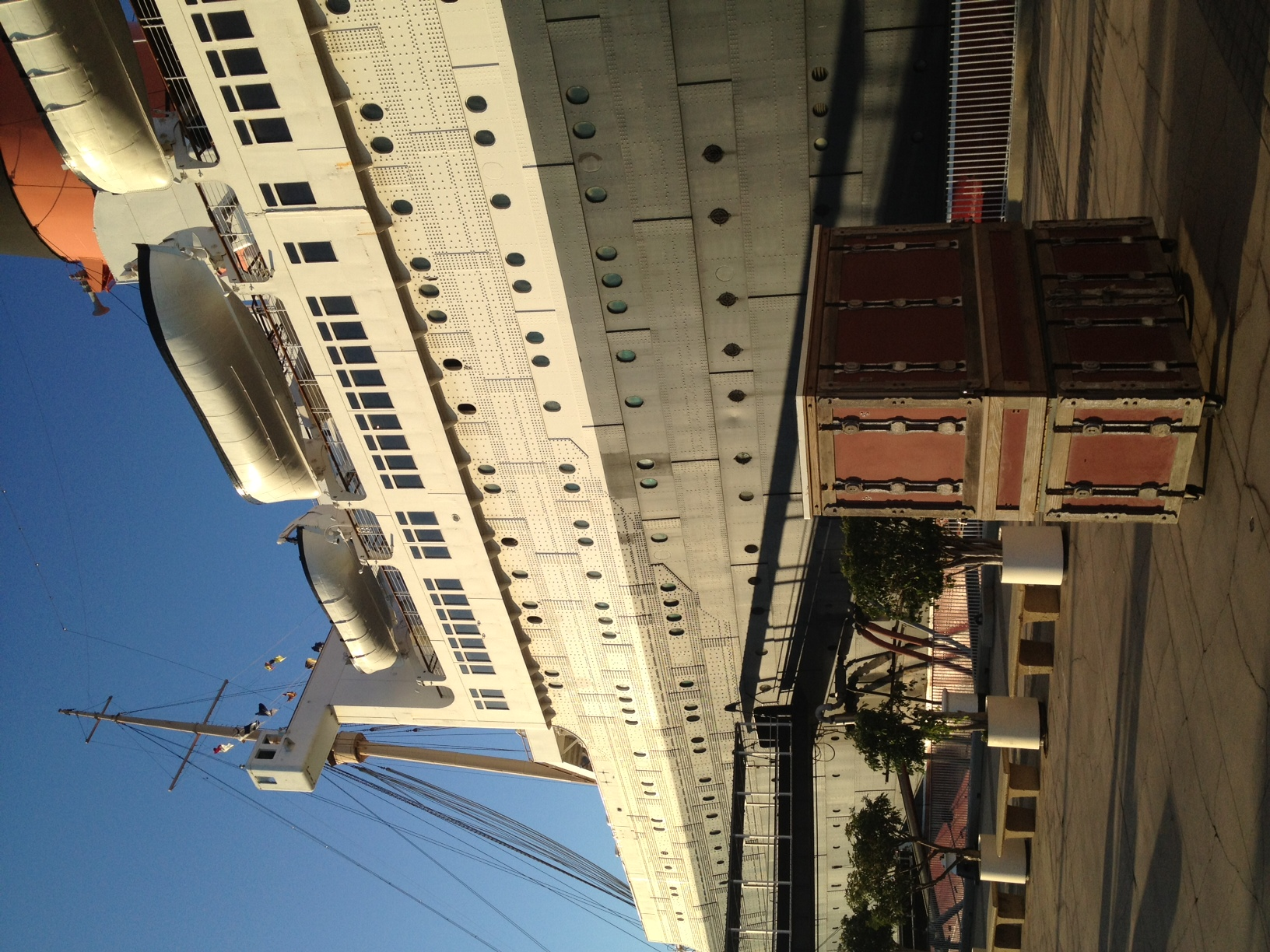 A Progressive Dinner On The Queen Mary Vagabond3