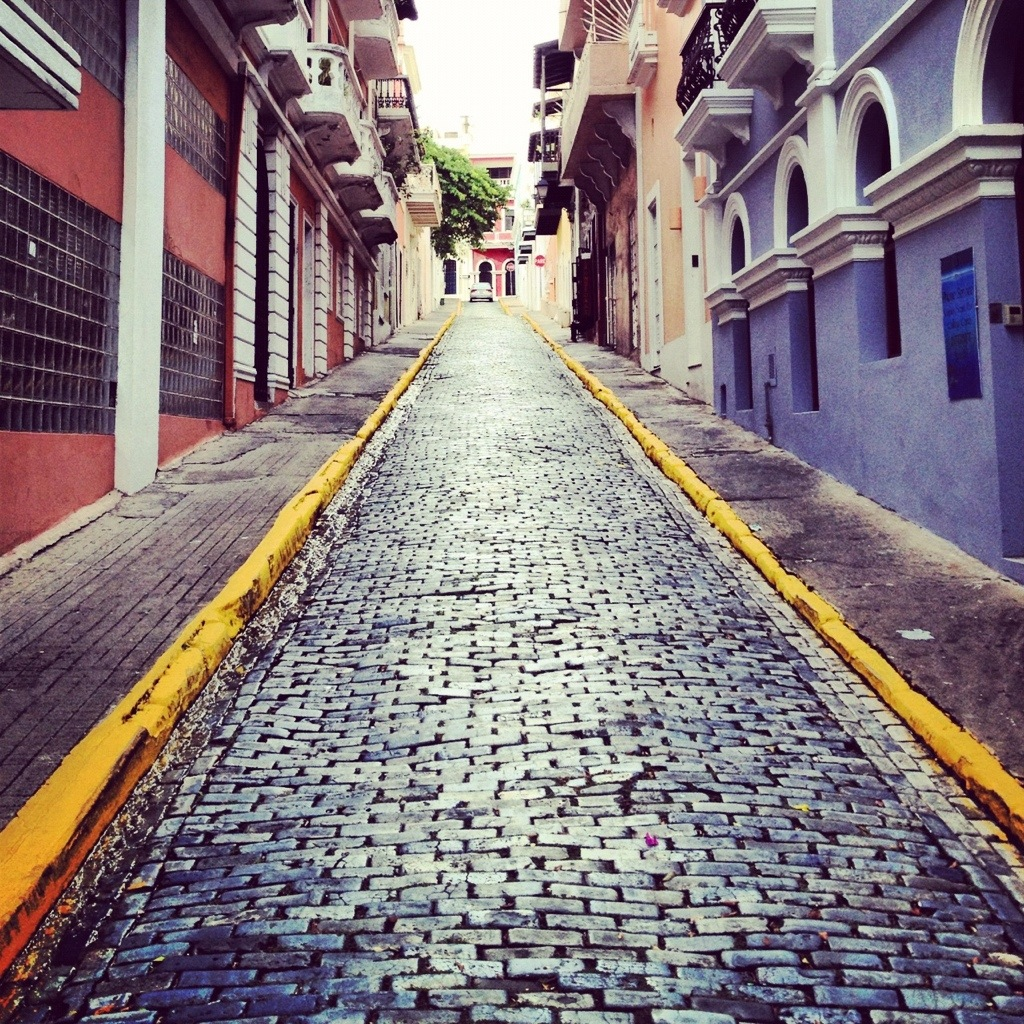 Photography Tour of Old San Juan