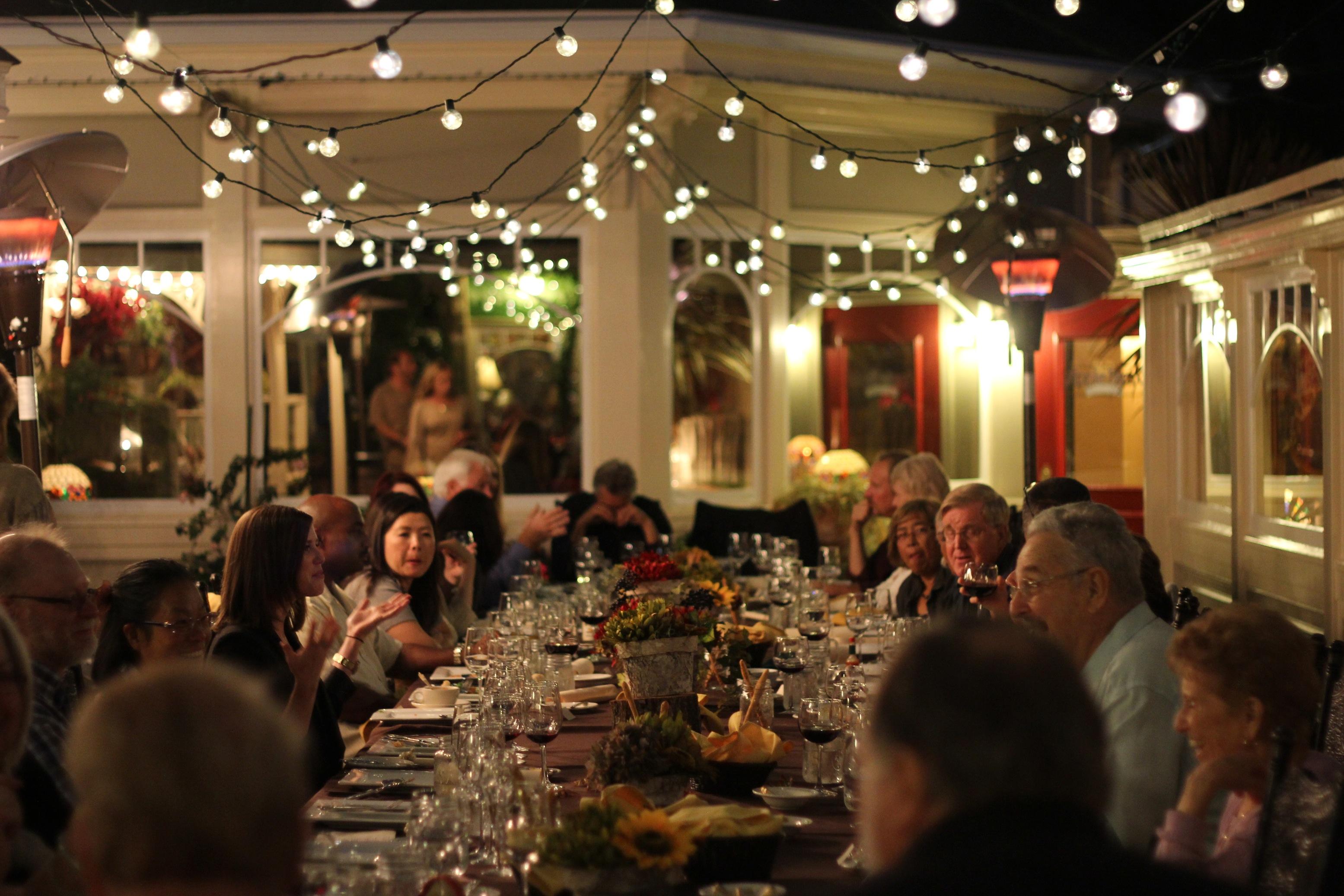 farm to table san luis obispo dinner at apple farm inn