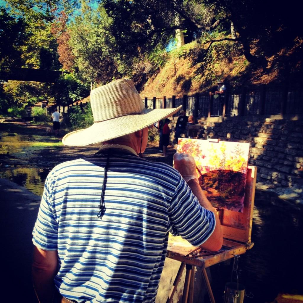 Central California Artist