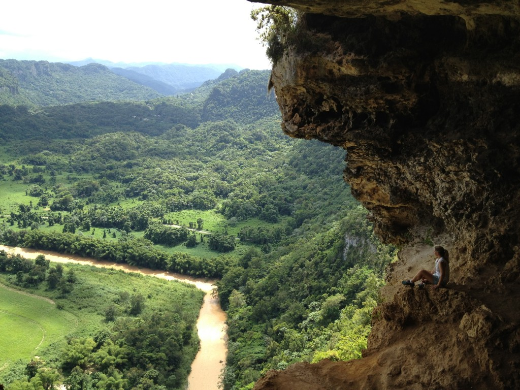 Cueva Ventana Cave in PUerto Rico