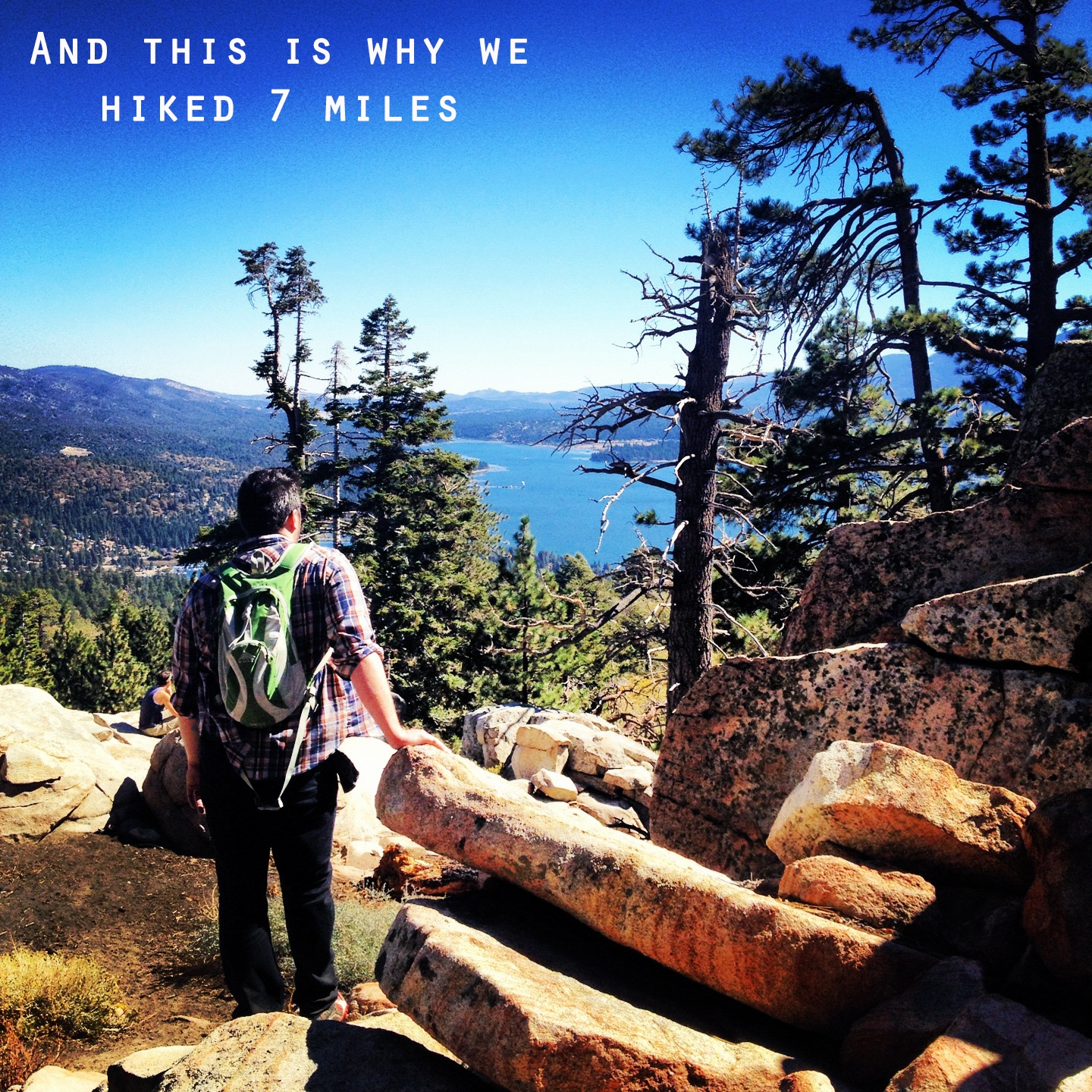 One Day in Big Bear