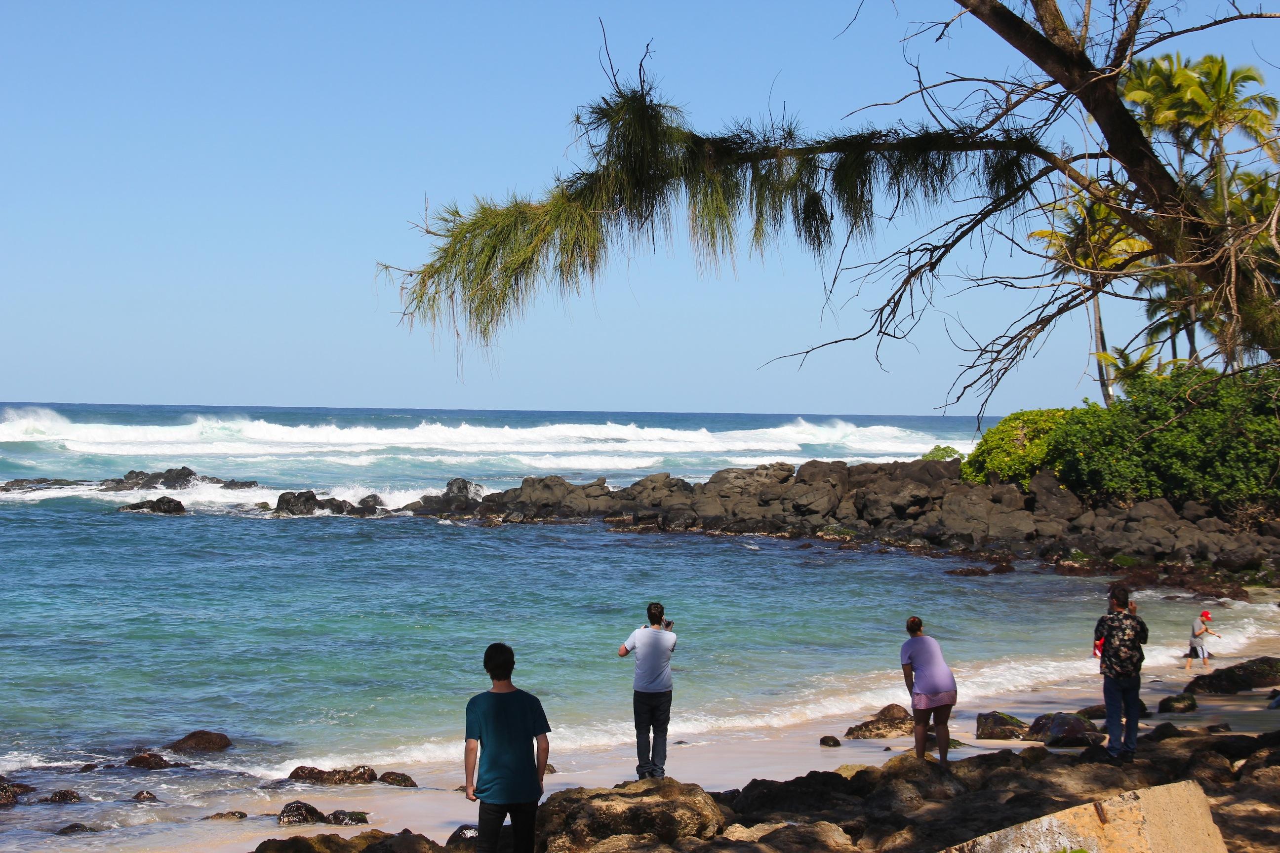 North Shore Oahu Beaches