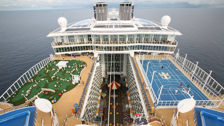 Cruise Ship Guide Vagabond3 World Travel Blog