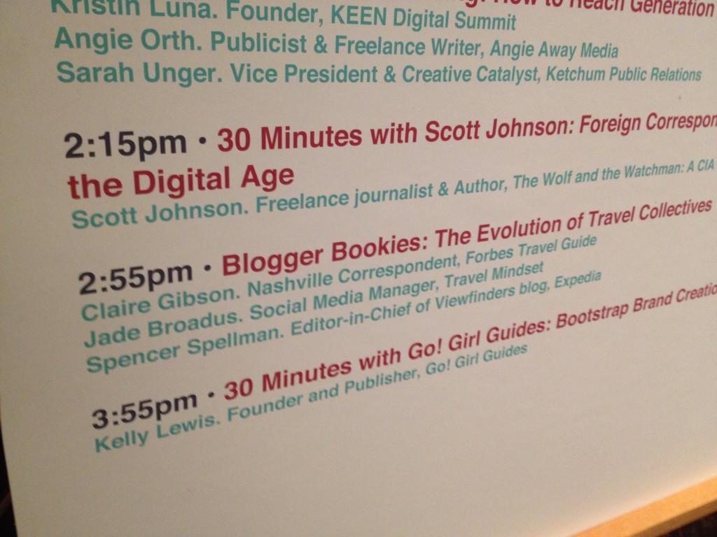 KEEN digital conference