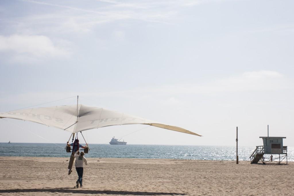 landing on beach 1