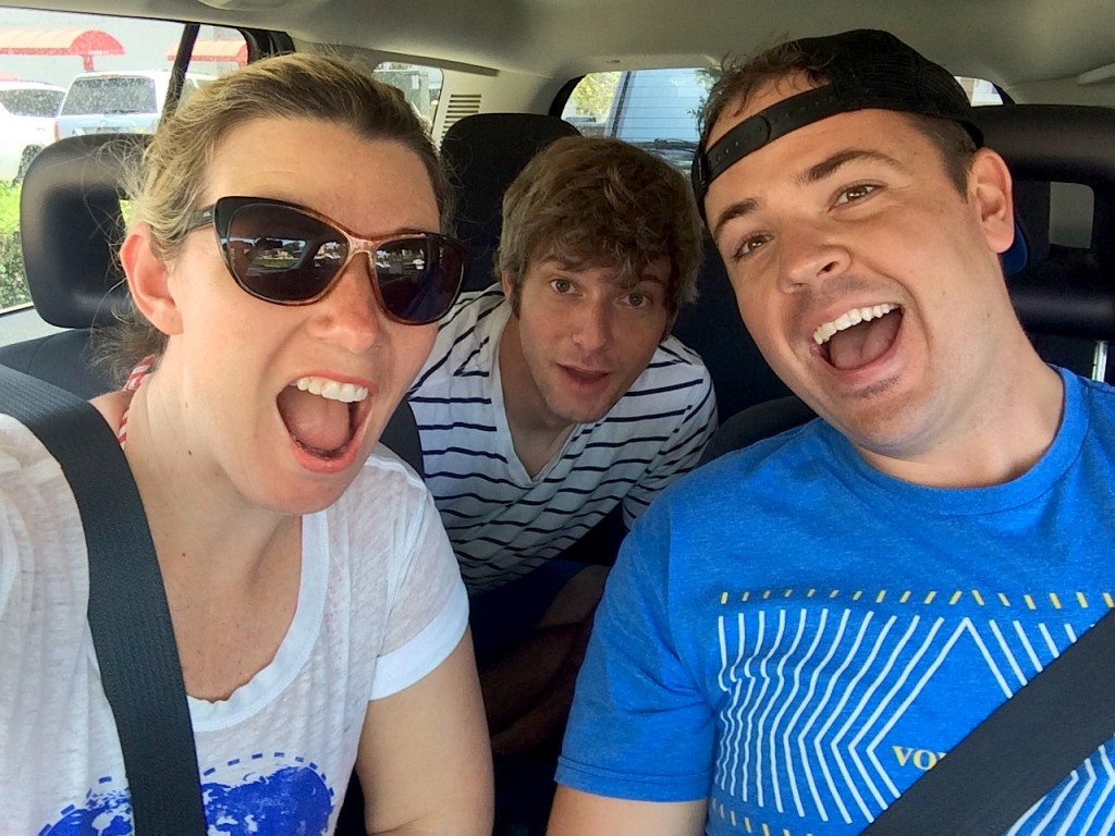 Road trip to Malibu