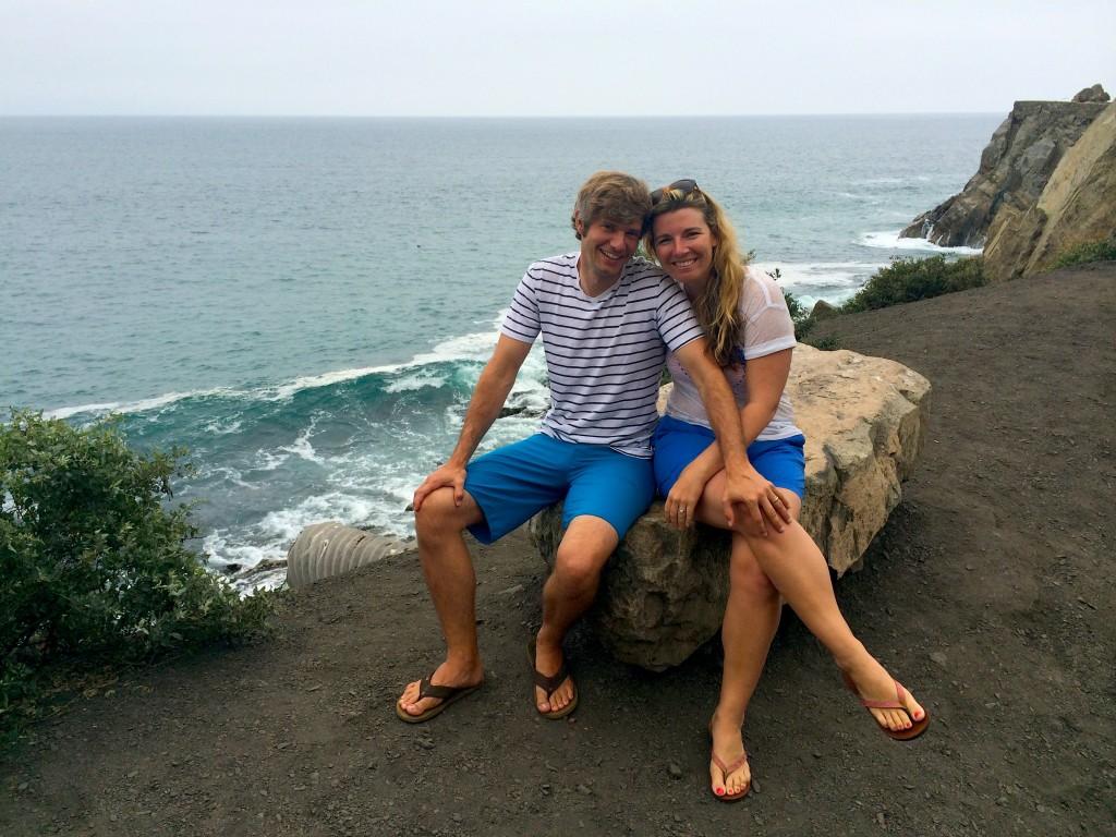 exploring Malibu