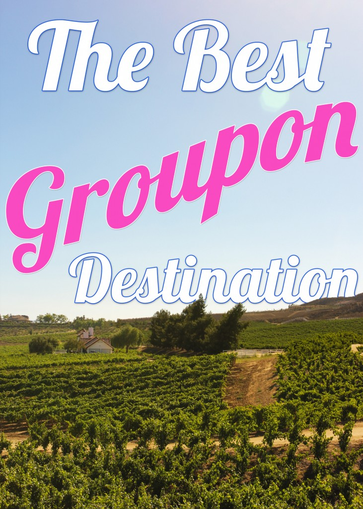the best groupon destination