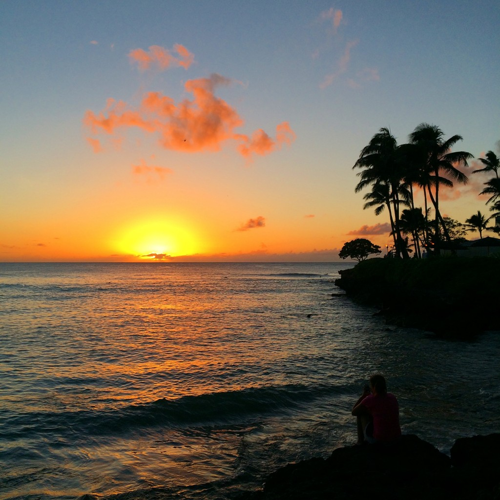 Island Beach Sunset: Awesome Oahu : Snorkeling In Lava Tubes & Cliff Jumping