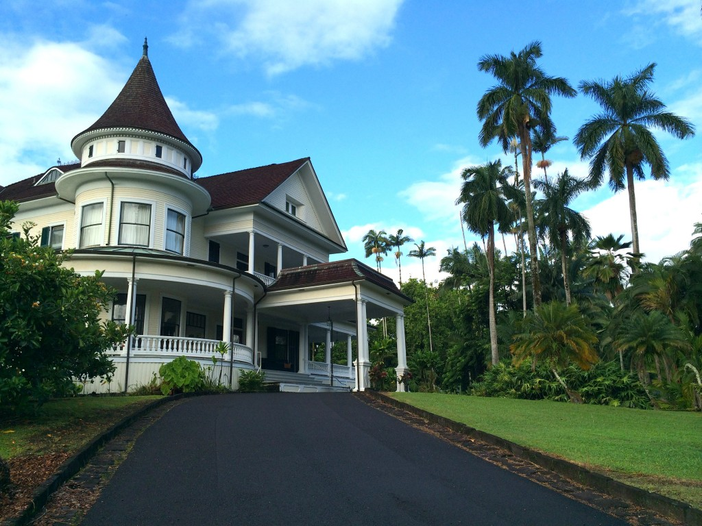 Shipman House Bed and Breakfast Hilo Hawaii