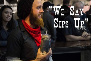 sugarlands bartender with text