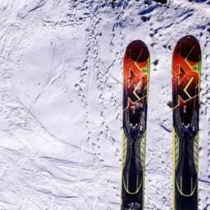 ski profile overhead
