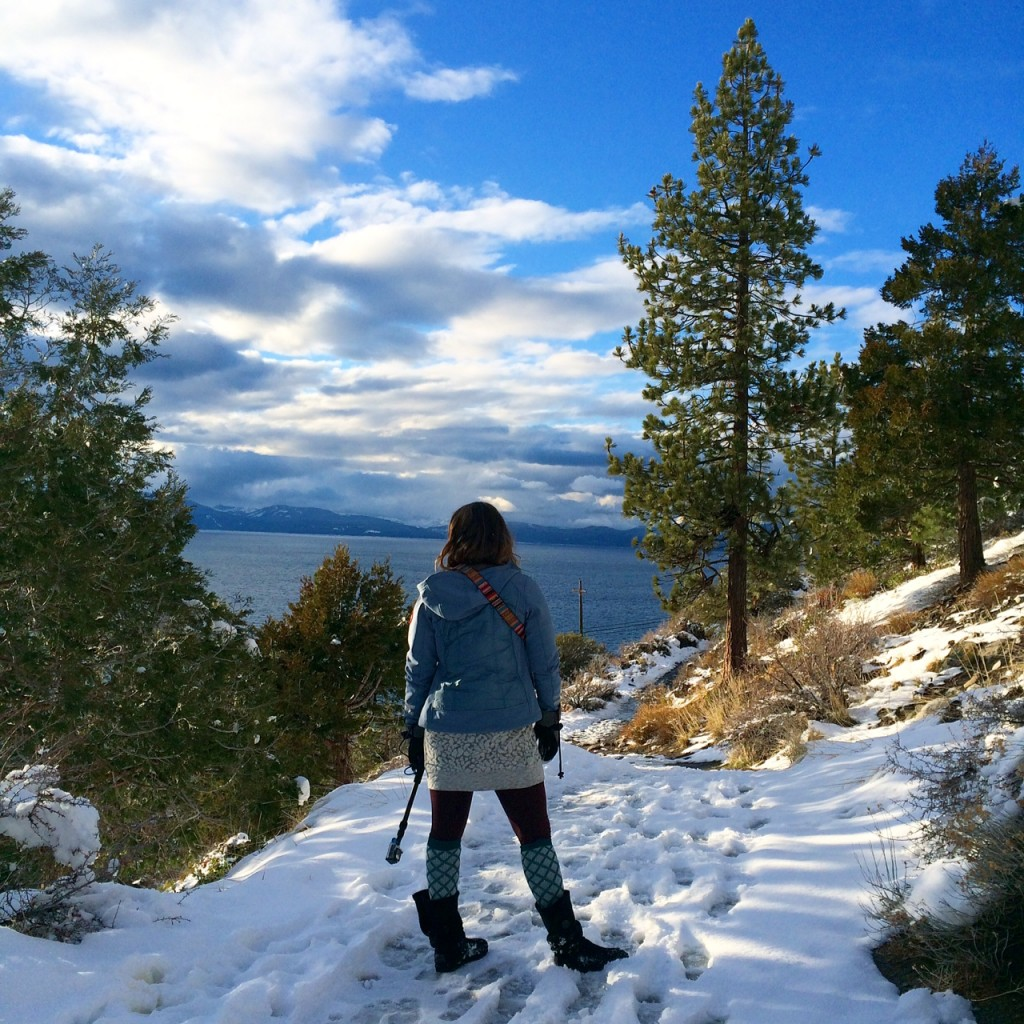 Lake Tahoe hiking