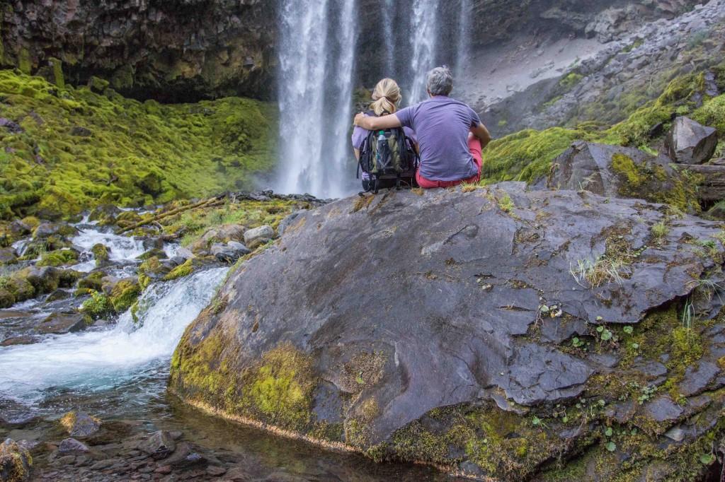 waterfall duo