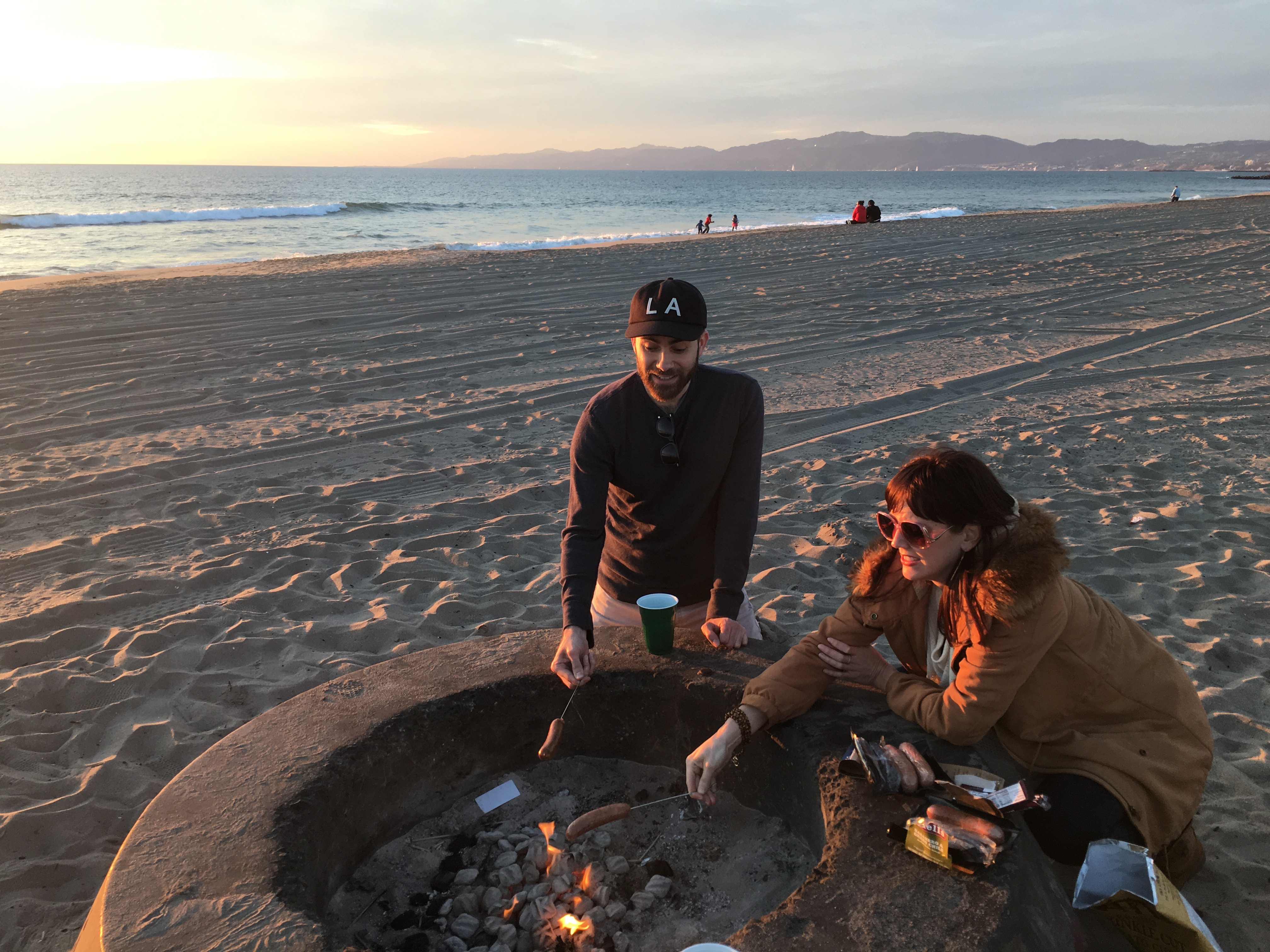 #KidAugustine's first Sunset Beach Day & Fire Pit Party ...