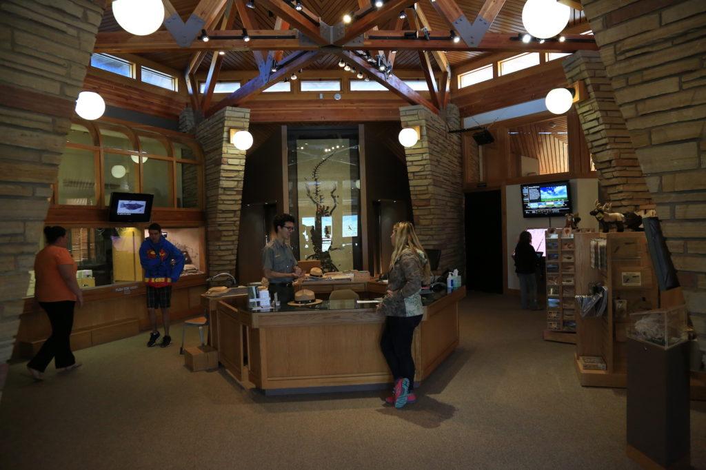 Visitors Center- FBM