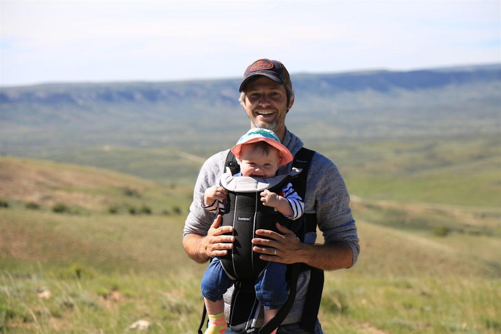 bob and augustine hike fb