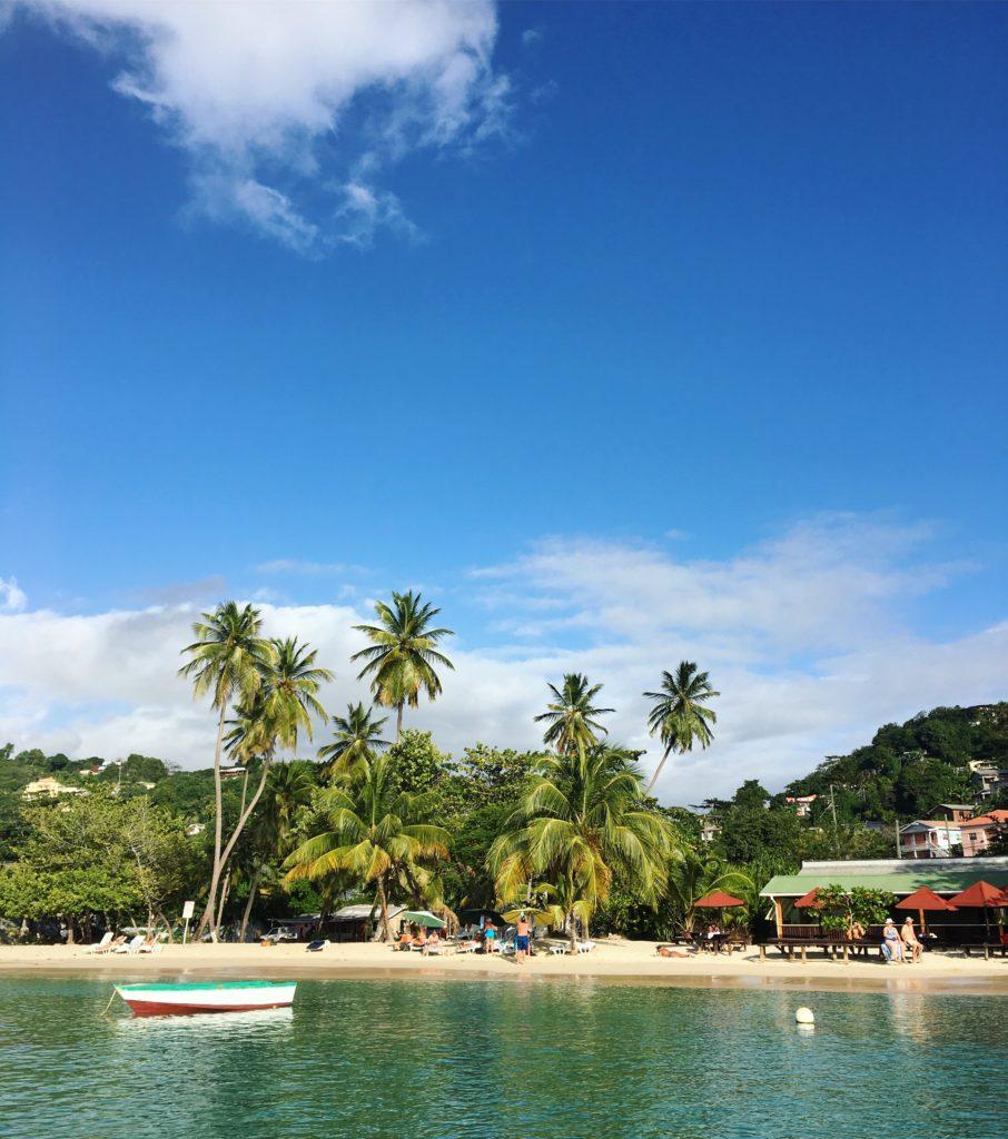 Grenada Travel Photos- Beach Bar